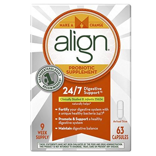 Align Probiotic Supplement Probiotics Capsules