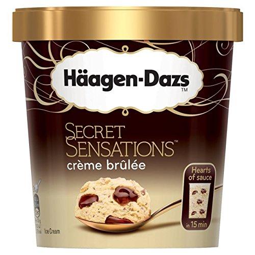 Haagen Dazs Sensaciones Secret Creme Brulée 457ml: Amazon.es: Alimentación y bebidas