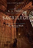 Sacrilege, S. J. Parris, 0385535473