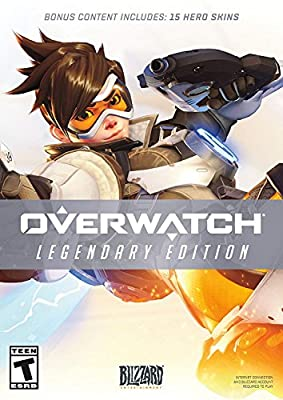Overwatch Legendary Edition - PC [Digital Code]