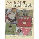Free & Easy Stitch Styleby Treffery  Poppy