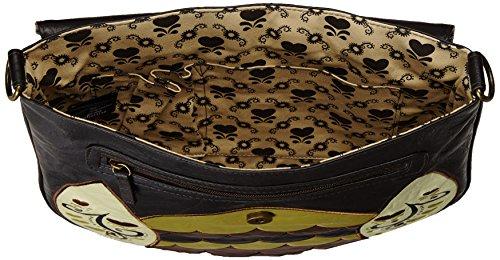 6491df91d431 Loungefly LFTB0391 Owl with Heart Eyes Cross Body Bag - Buy Online ...