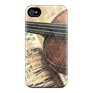Tpu Saraumes Shockproof Scratcheproof Violen Hard Case Cover For Iphone 4/4s