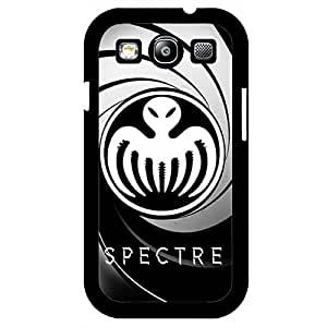 The James Bond Cover Phone Case For Samsung Galaxy S3,Hard Plastic Metal Logo Shape Cover Creative Design