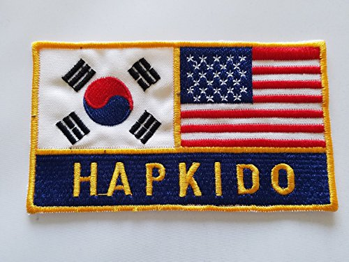 Hapkido patch 5