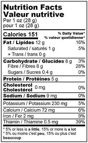 Semillas de lino orgánicas molidas Food to Live ...