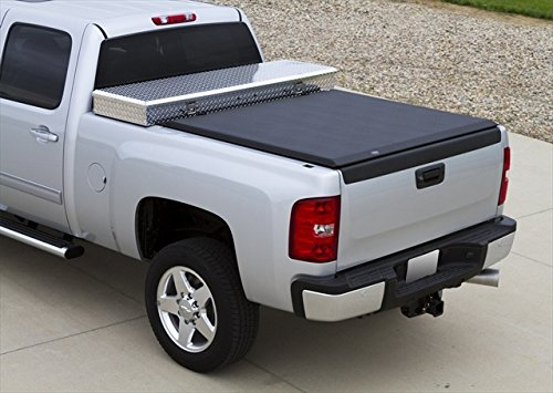 (ACCESS 62309 Tool Box Edition Roll-Up Tonneau Cover, 5 Ft. 8 In.)