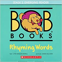 Descargar Libro Mobi Bob Books: Rhyming Words [with 40 Rhyming Word Puzzle Cards] Epub Sin Registro