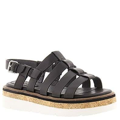 Bussola hallie women 39 s sandal 39 m eu black for Bussola amazon