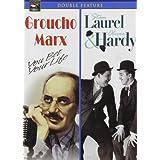 GROUCHO MARX/LAUREL & HARDY