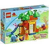 レゴ (LEGO) デュプロ プーさんのおうち 5947