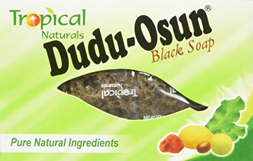 Dudu-Osun African Black Soap 150g (6 pack) WLM