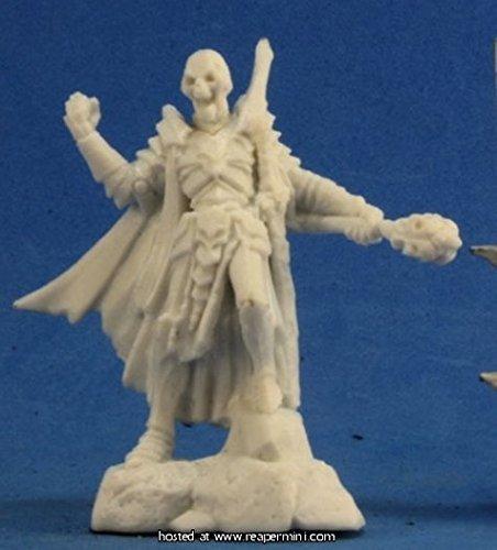 Bones Skeletal Champion Miniature Reaper by Reaper