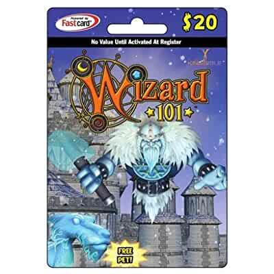Amazon.com: Wizard 101 Prepaid Points $20 Including a Free