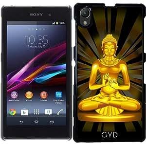Funda para Sony Xperia Z1 (l39h) - Buda Señor De Oro by BluedarkArt