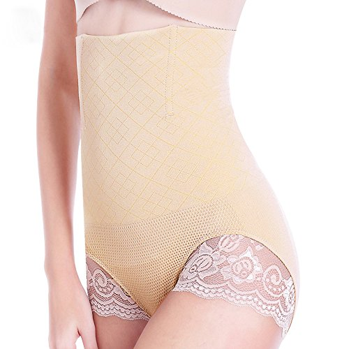 daa5f87eb44ab ZUIMIMI Women High Waist Body Shaper Slimming Shapewear Butt Lifter Tummy  Control Panties Seamless Underwear