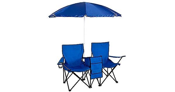 Amazon.com: Heavens Tvcz – Mesa de camping portátil doble ...