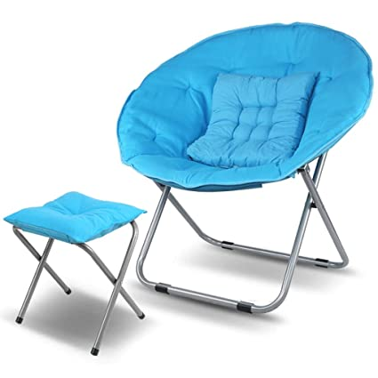 Amazon.com: ZXUE Sun Chair Lazy Couch Chair Round Chair ...