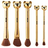 MOSCHINO + SEPHORA NIB Makeup Bear Brush Set