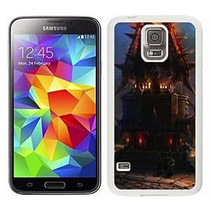 SevenArc Dream World Samsung Case For Samsung Galaxy S5 I9600