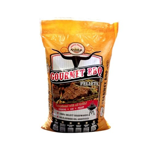 Pacific Pellet Gourmet Bag, 20-Pound, Gourmet Pellets