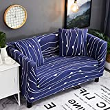 YHviking Slipcover,Stretch Four Season Sofa Covers,Furniture Protector Fabric Couch Cover,Sofa Towel 1 2 3 4-Seater 1pc-A 75-91in