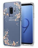 Spigen Liquid Crystal Galaxy S9 Plus Case Light but Durable Flexible Clear TPU Protection Samsung Galaxy S9 Plus (2018) - Blossom Nature