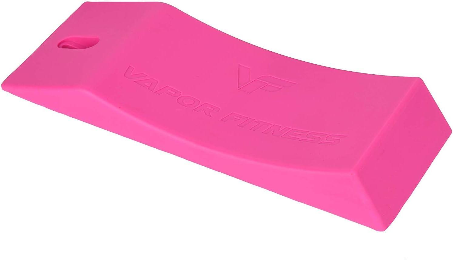 Vapor Fitness Deadlift Wedge 8,9 cm de large Cette alternative de cric est le meilleur outil pour charger et d/écharger des poids de la barre