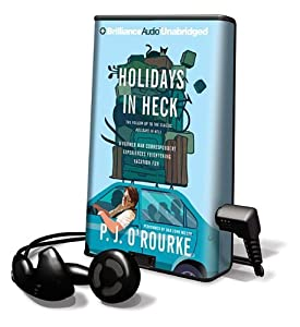 Holidays in Heck (Playaway Adult Fiction)