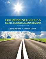 Entrepreneurship and Small Business Management (2nd Edition)