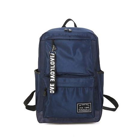 Xiuy Viajes Fashion Viajes Mochilas Grandes Deporte Mochilas Escolares Clasicas Estanca Backpack Multibolsillos Portatil Bolsas Simple