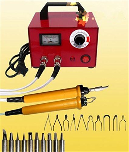 100W Multifunction Pyrography Machine Gourd Wood Pyrography Crafts Tool 110v