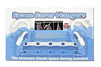 Space Saver Hanger - Set of 24
