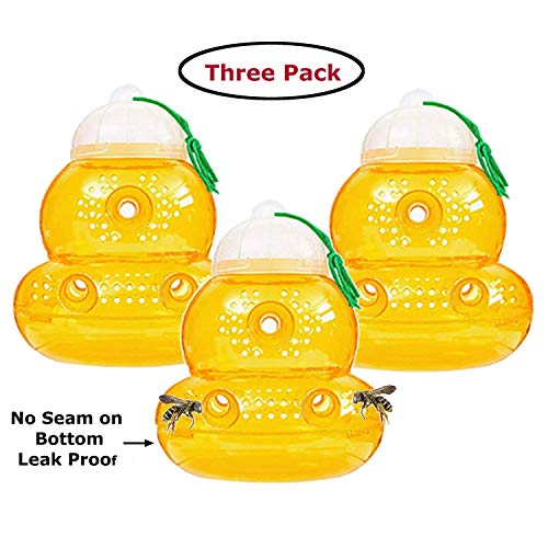 Outward Creations 3 Pack Wasp Trap with