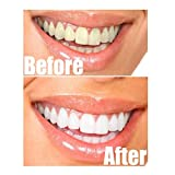 NOMENI Teeth Whitening Powder Natural Organic Activated Charcoal Bamboo Toothpaste,30g