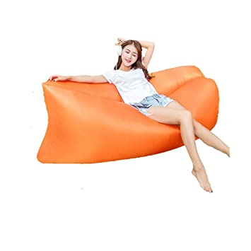 XGTsg Lazy Sofa Portatil Bolsa De Aire Sofá Cama Hinchable ...
