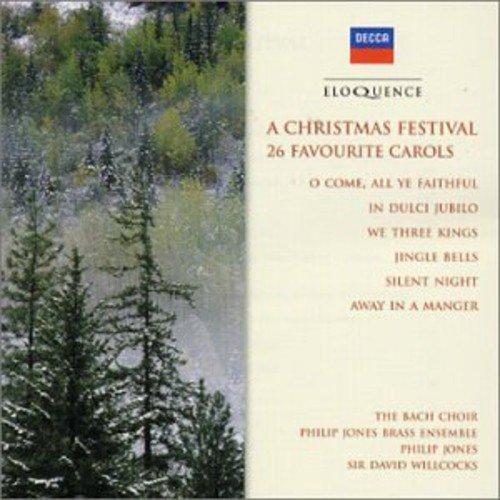 Christmas Festival (Philip Jones Brass Ensemble)