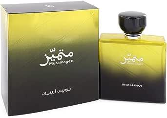Swiss Arabian Mutamayez Eau de Parfum, 100ml