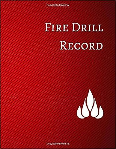 Fire Drill Record