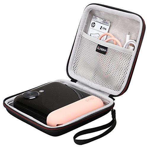 LTGEM EVA Hard Case for Polaroid POP 3x4 Instant Print Digital Camera - Travel Protective Carrying Storage Bag