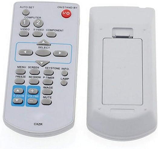 Artshu - Mando a Distancia para proyector Sanyo PLC-XU355A PLC ...
