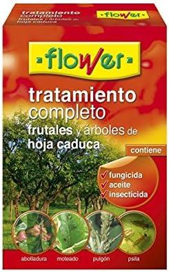 Tratamiento completo frutales y árboles caducos