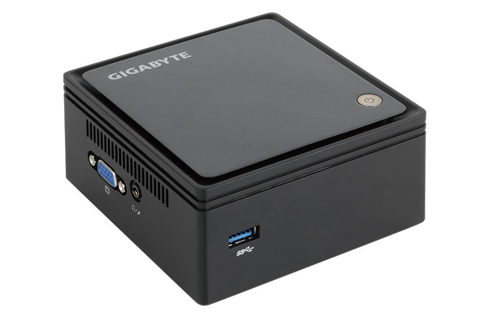 Gigabyte Intel Celeron J1900 Mini PC Barebone Components GB-BXBT-1900 by Gigabyte