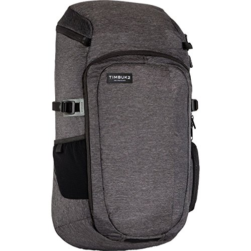 Timbuk2 Armory Laptop Backpack, Jet Black Static, One Size