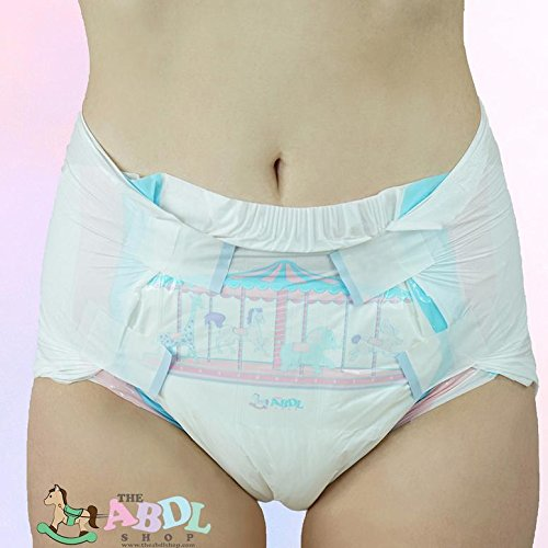 Adult printed diapers apologise, but