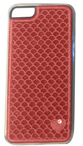 Benjamins Schutzhülle für iPhone 5/5S, Makramee, pink