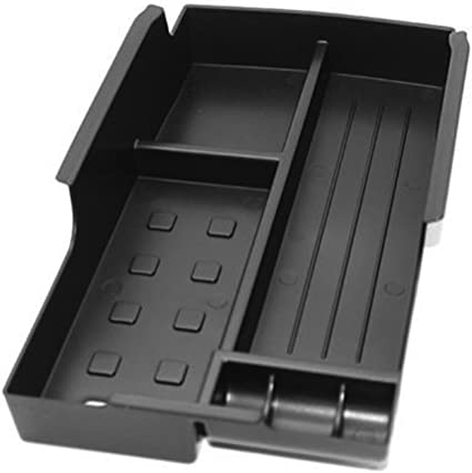 Fit Toyota Camry 2012-2017 Car Center Console Armrest Storage Box Organizer Tray