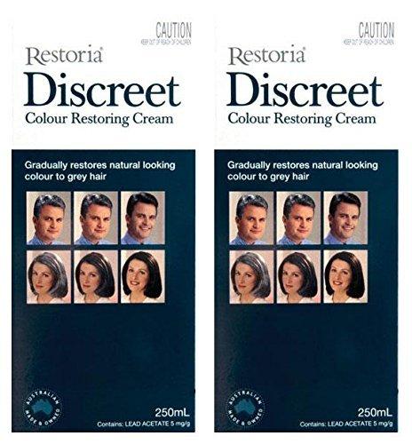 2-boxes-of-restoria-discreet-colour-restoring-cream-250ml