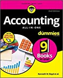 img - for [1119453895] [9781119453895] Accounting All-in-One For Dummies, with Online Practice 2nd Edition - Paperback book / textbook / text book