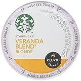 Starbucks Sbux Kcup Veranda Coff 10 count (Pack Of 6)